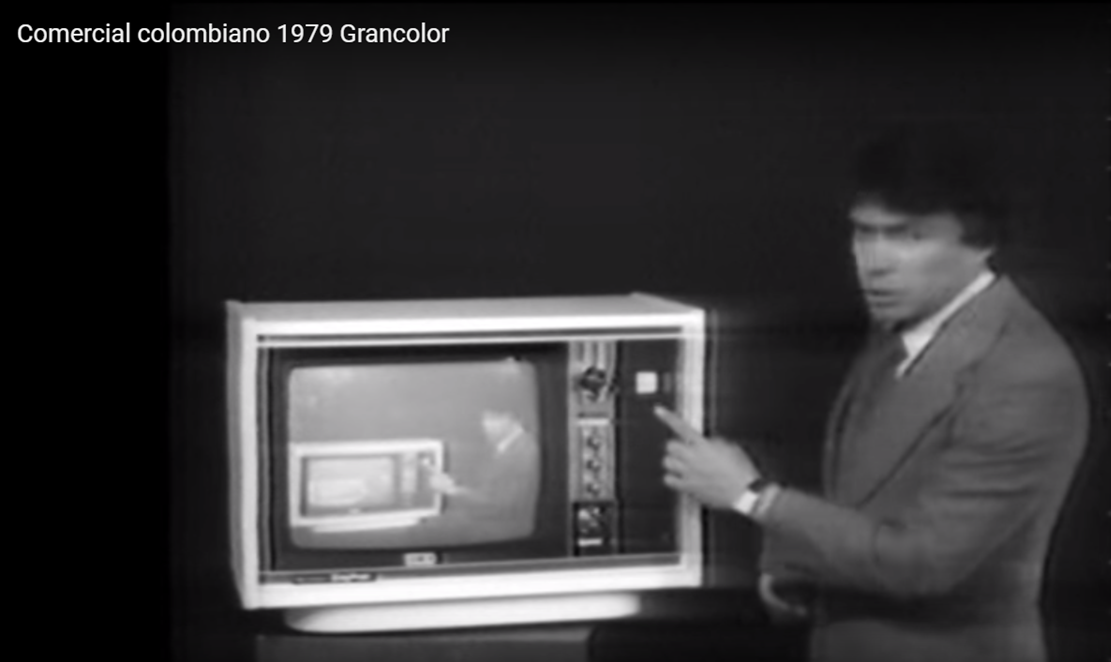 Televisión en Colombia