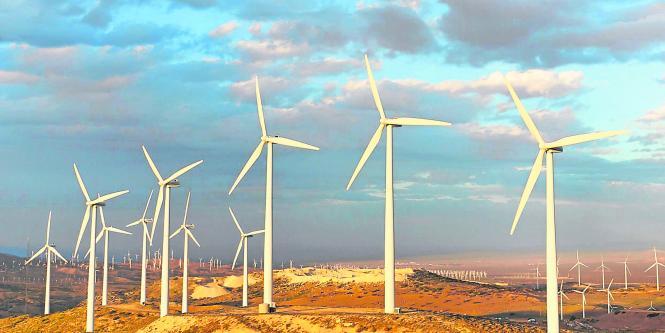 En La Guajira comenzarán a generar energía eólica