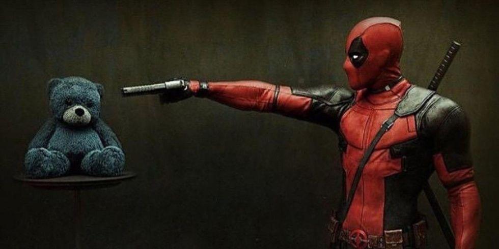Así es el primer teaser de Deadpool 2