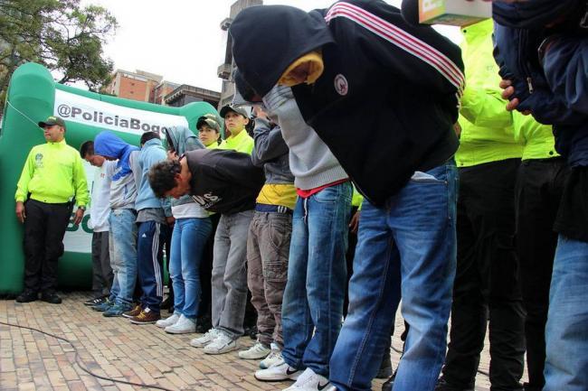 'Operación Penumbra' permitió desarticulación de 6 bandas que operaban en Ciudad Bolívar