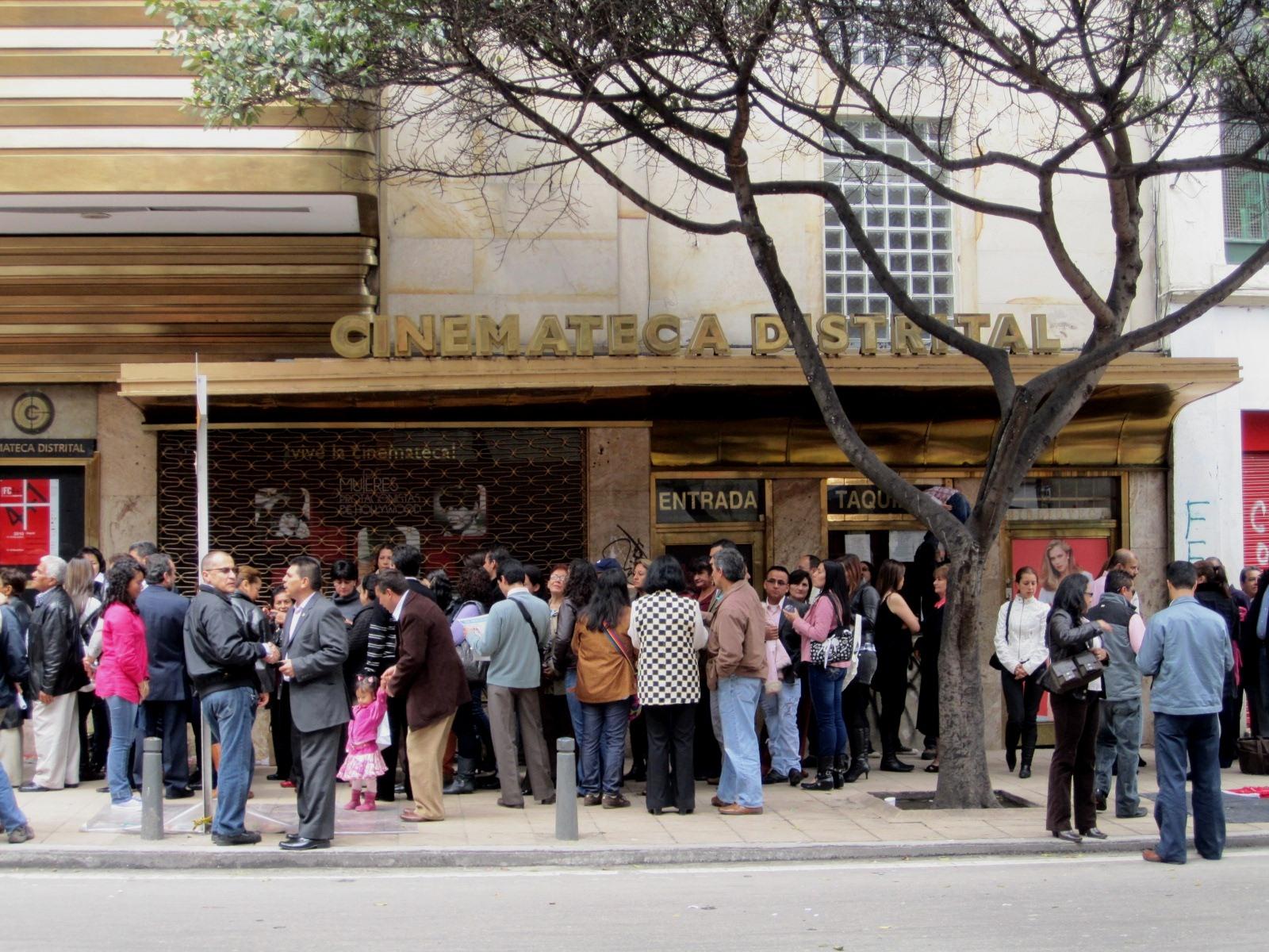 Cinemateca Distrital gratis para adultos mayores| UNIMINUTO Radio