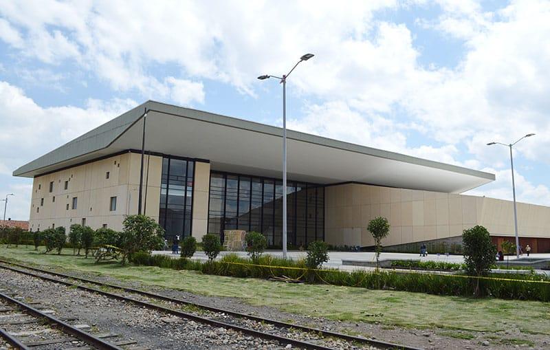 centro cultural cajicá