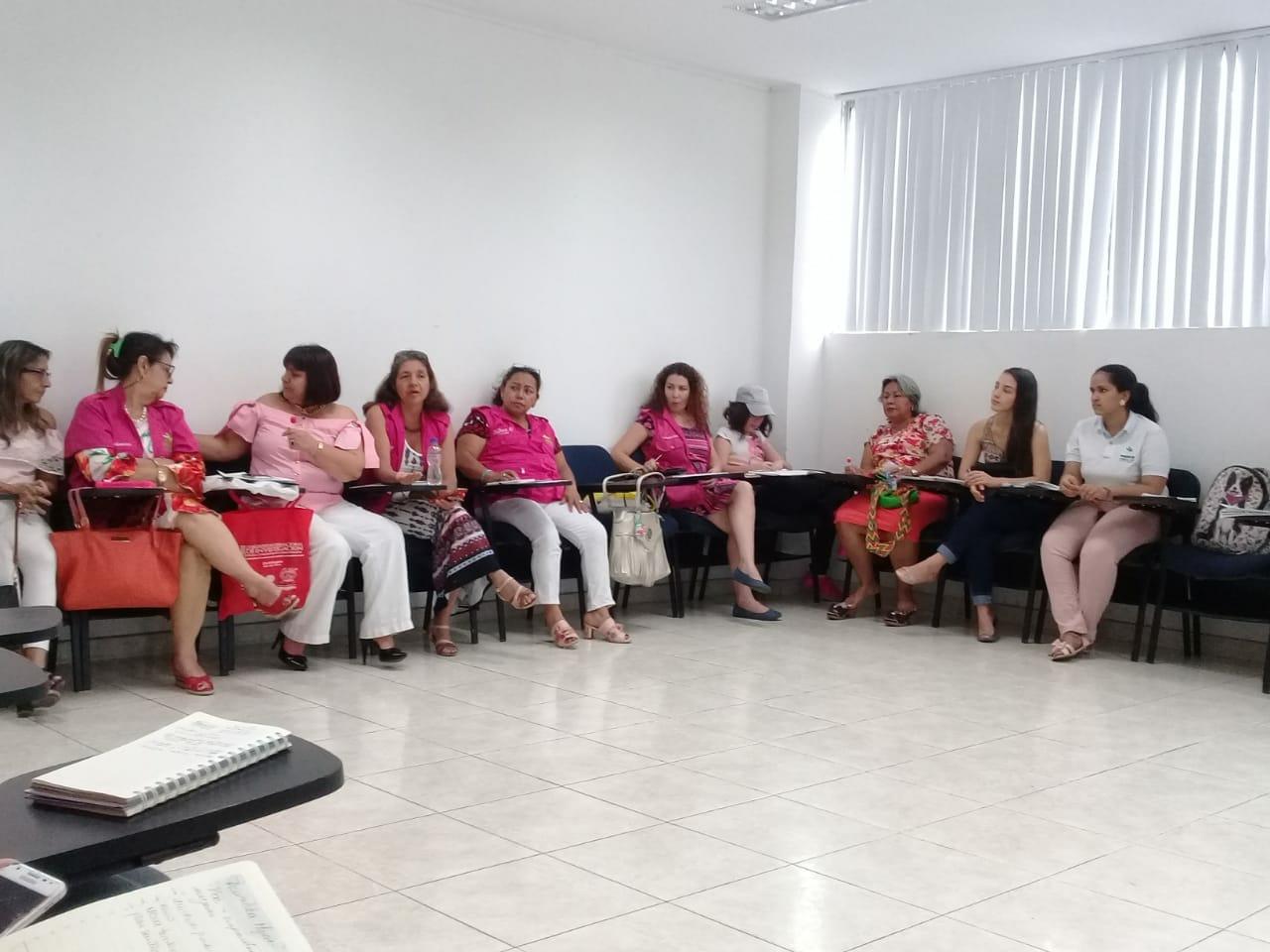Consejo Comunitario de Mujeres de Neiva se dinamiza