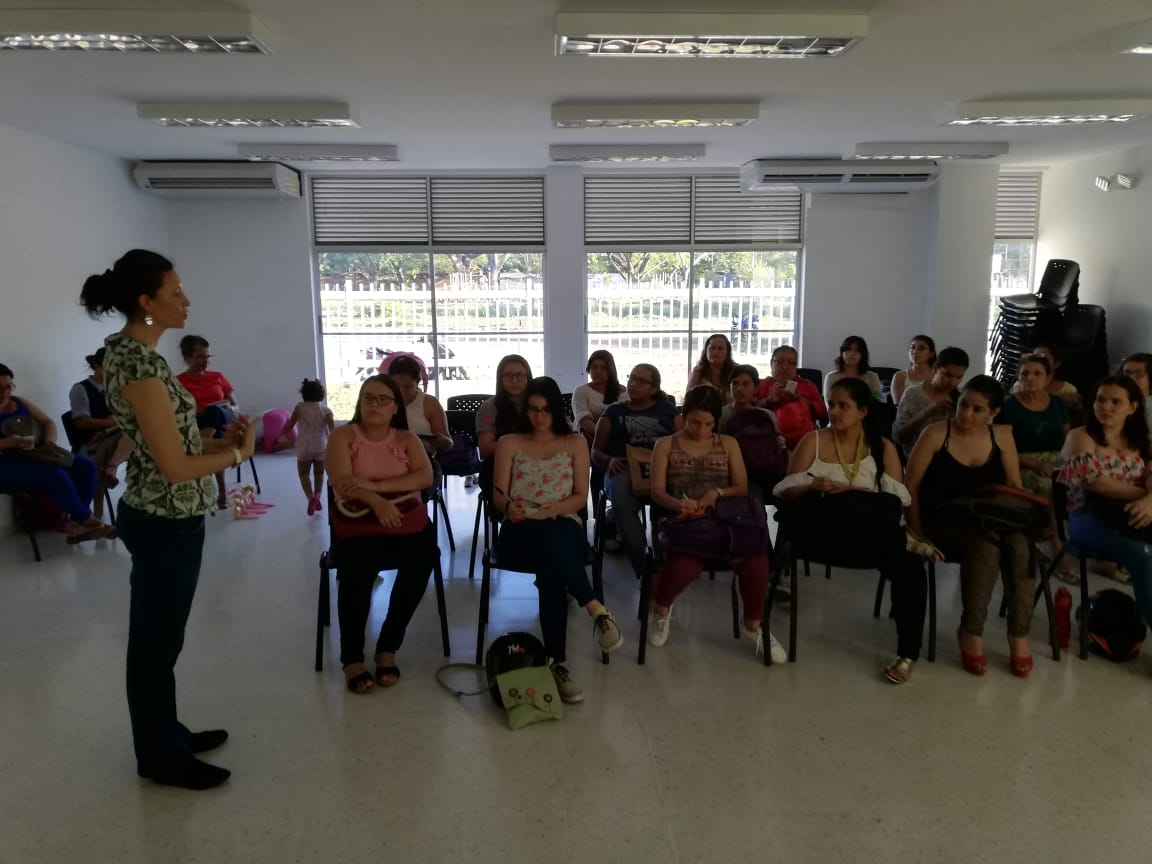 Mujeres de Neiva se forman en Planeación con Perspectiva de Género