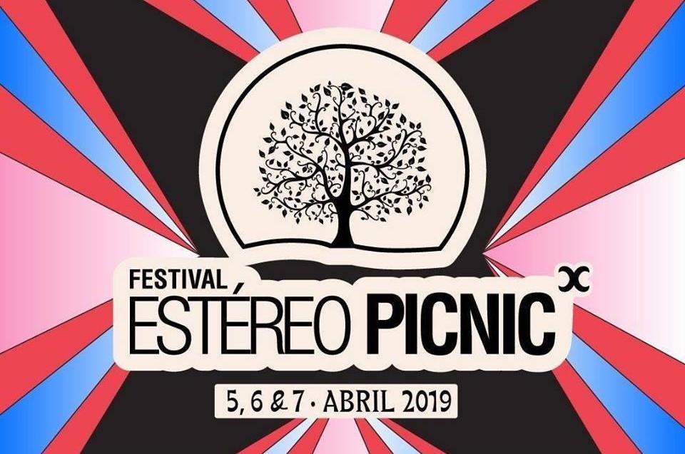 FESTIVALES: Este es el cartel del Festival Estéreo Picnic 2019