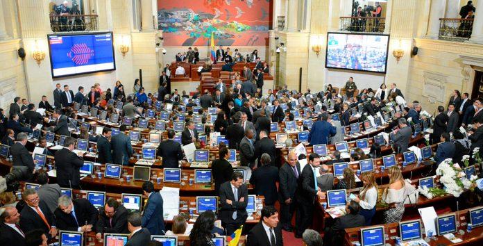 Foto Tomada de Sala de Prensa, Senado de la República. Pub