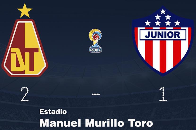 Junior vs Tolima