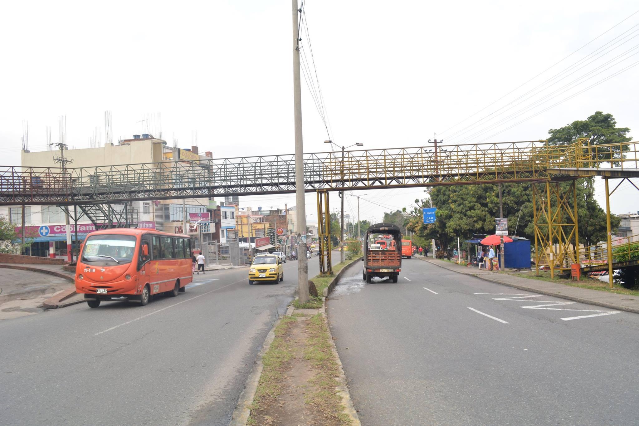 calles-ibagué