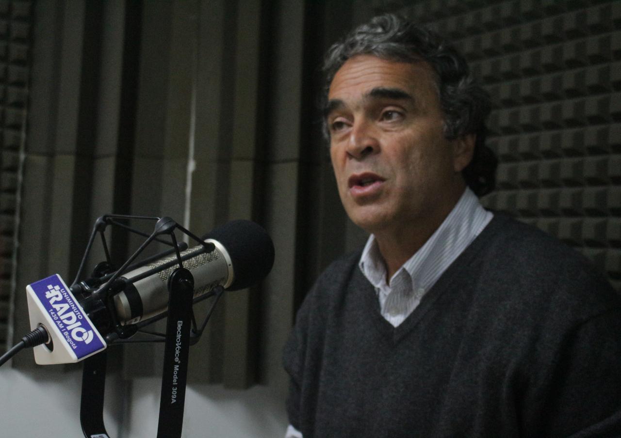 Sergio Fajardo se encuentra hospitalizado en Bogotá