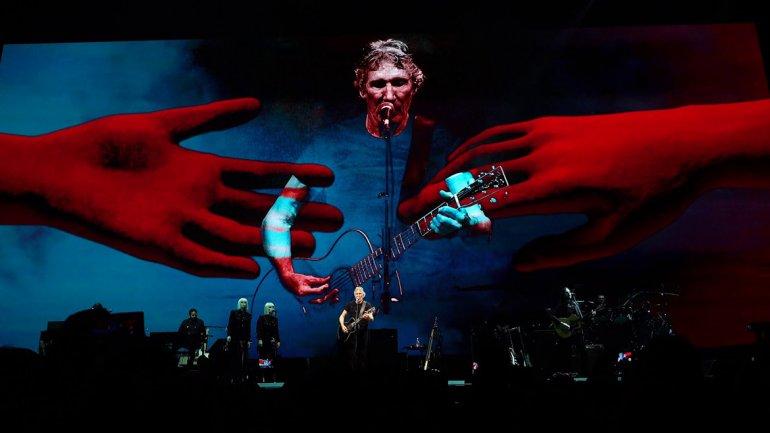 El genio creativo y miembro fundador de Pink Floyd llega con un espectaculo sin precedentes en el país.