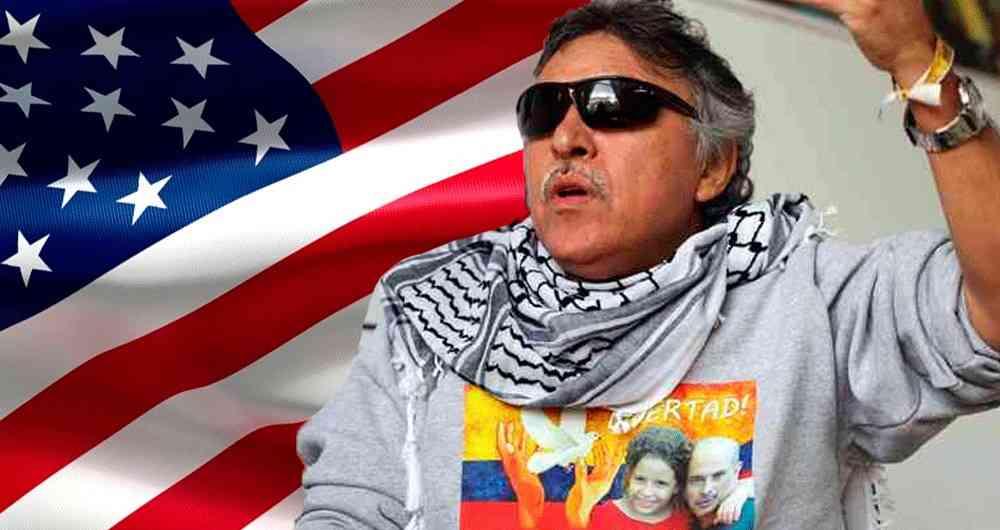 Estados Unidos no enviará pruebas contra Santrich