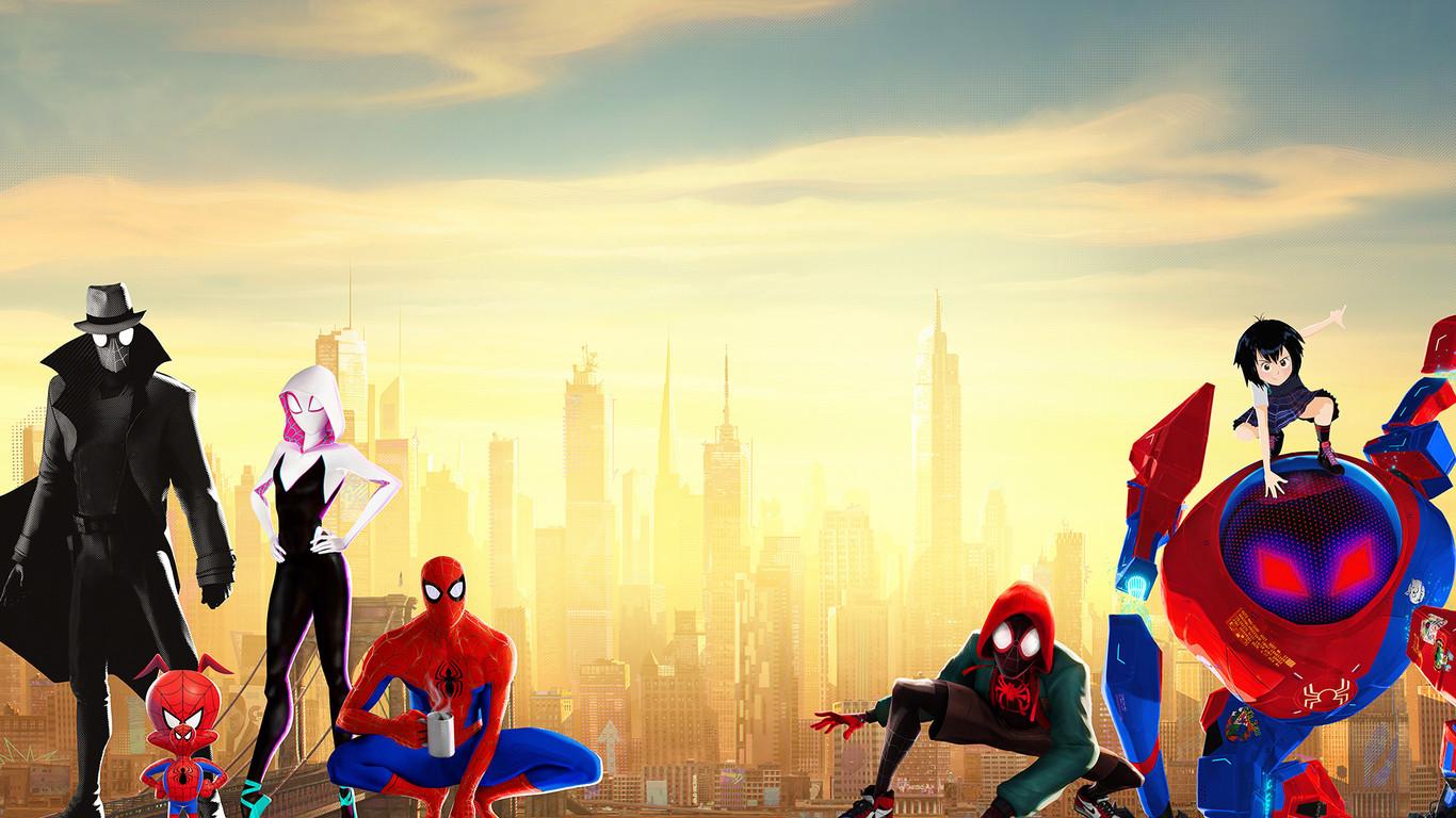 El Nuevo Universo De Spiderman Uniminuto Radio