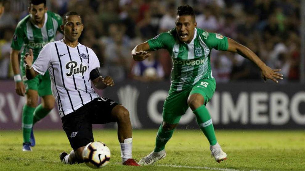 Atlético Nacional va por la remontada en Copa Libertadores