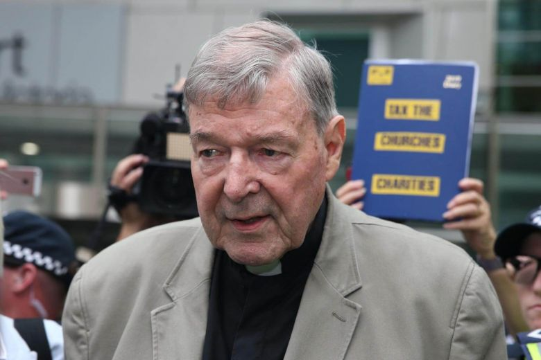 George Pell el tercer cardenal acusado de pederastia