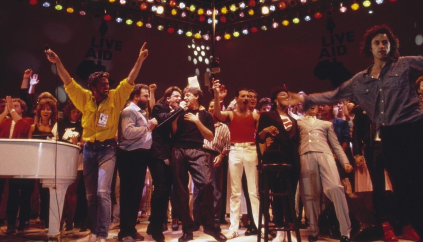 El 'Live Aid Venezuela' y conciertos inspiradores
