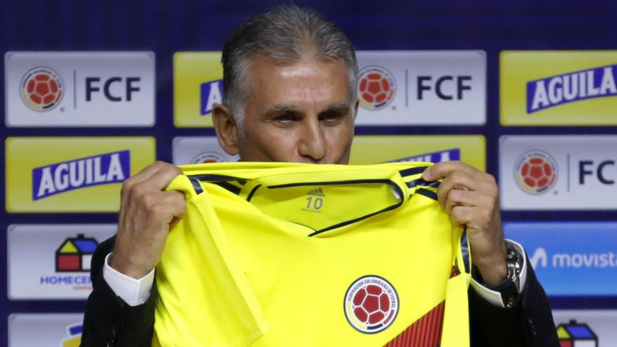 Este es el nuevo cuerpo técnico que tendrá la Selección Colombia