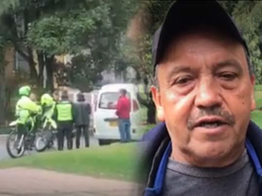Código de Policía: nueva multa impuesta a un vendedor informal