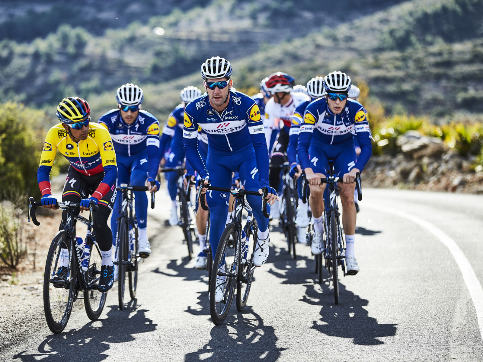 Image result for tour colombia 2.1 Deceuninck-Quick-Step
