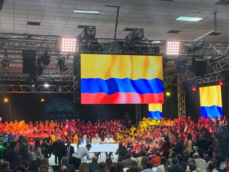 Nuevo partido político integrado por exministros de Santos