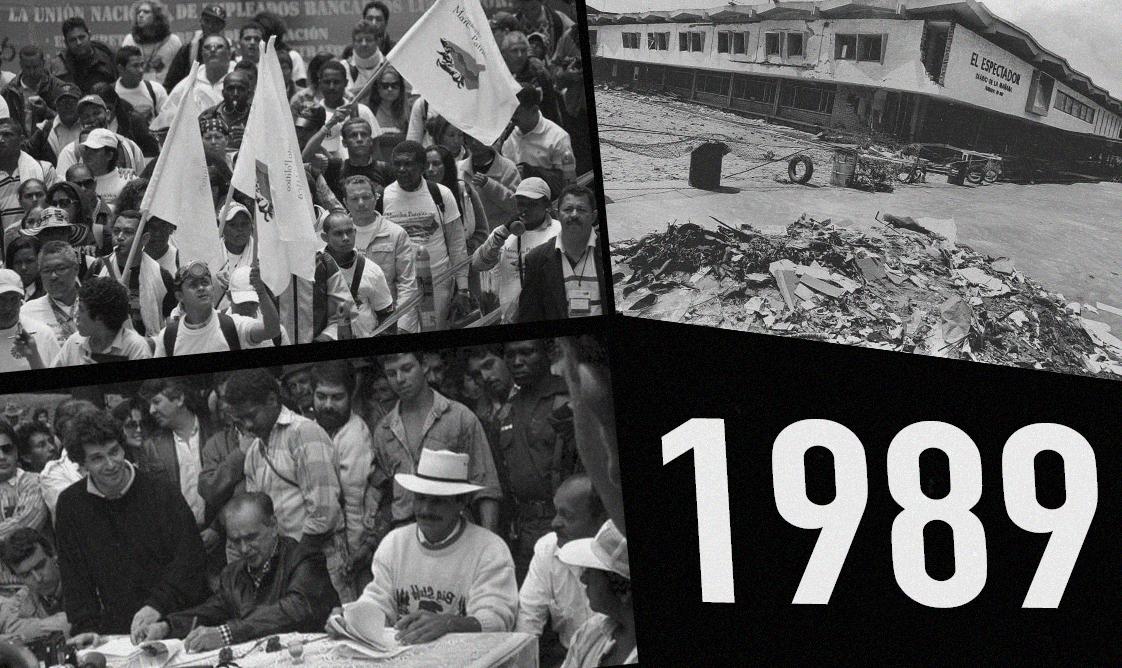 """""""1989"""", treinta años después: Grandes logros pero la historia continua"""
