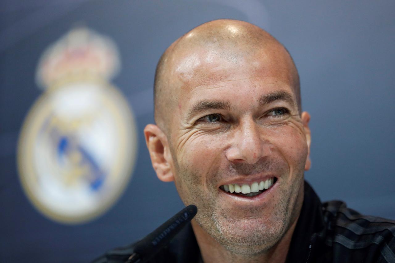Zidane vuelve a su casa, el Real Madrid