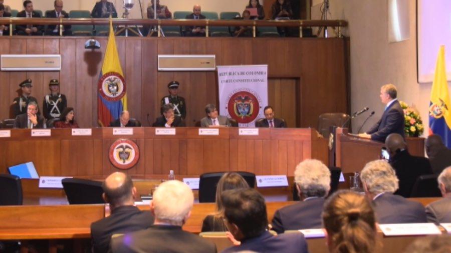 Hoy en la Corte Constitucional, ¿vuelve el glifosato a Colombia?
