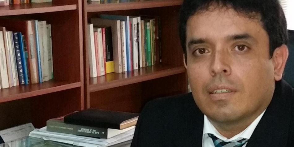 Bermeo, fiscal de la JEP fue declarado culpable por el cargo de concierto para delinquir