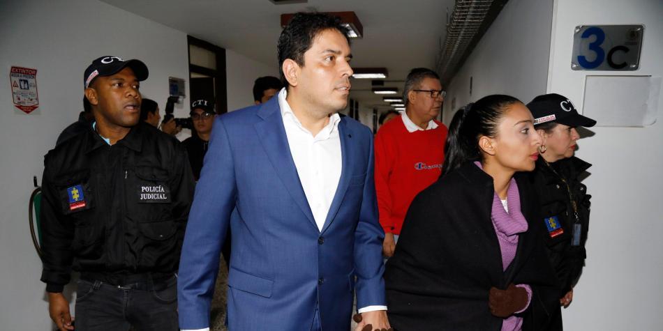 Fiscal Carlos Bermeo fue enviado a la cárcel