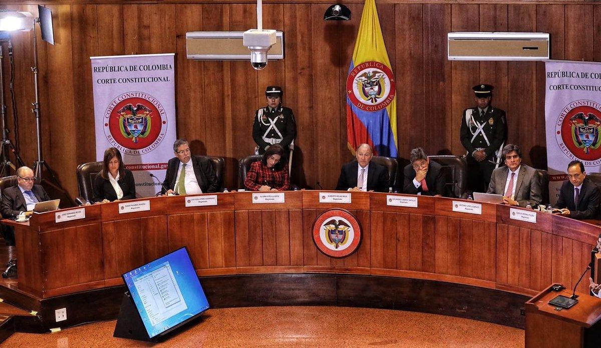 Presentados los argumentos en el caso de glifosato, Colombia espera la decisión de la Corte