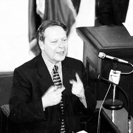 Falleció Carlos Ossa Escobar, miembro de la Asamblea Nacional Constituyente de 1991