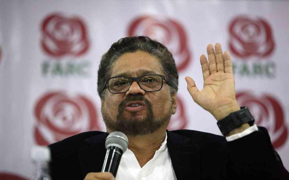 Fue aplazada la declaración de Iván Márquez en la JEP