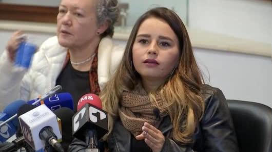 """""""La JEP nos está revictimizando (…) que no mientan"""", dice una líder de víctimas de las FARC"""