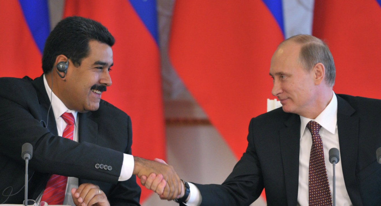 Rusia seguirá apoyando a Venezuela con ayuda humanitaria