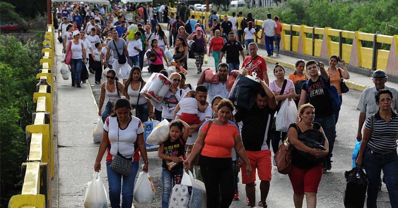 ONU abre centro de atención para migrantes venezolanos
