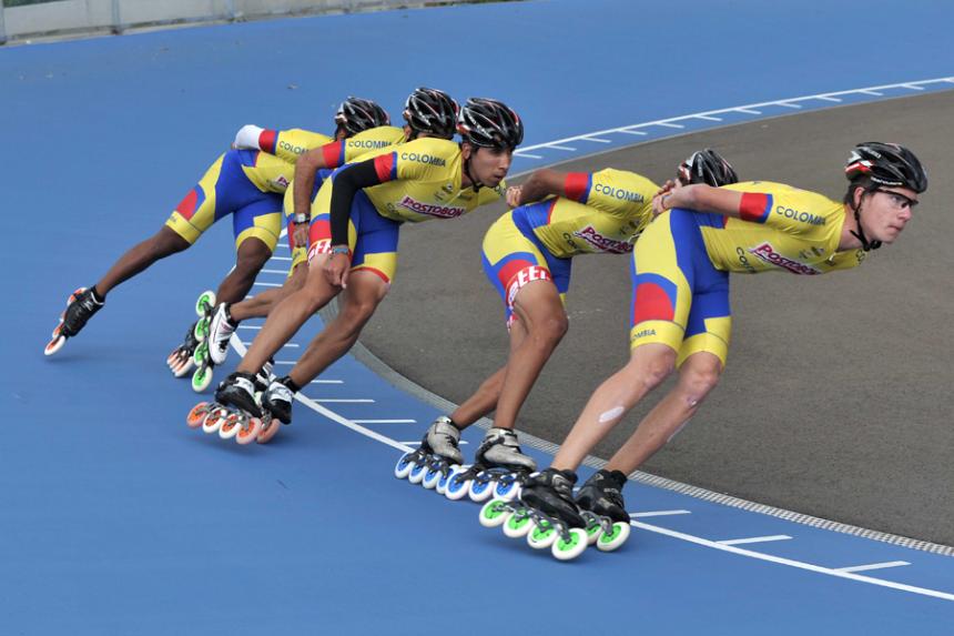 El patinaje no estará en los Juegos Olímpicos de París 2024