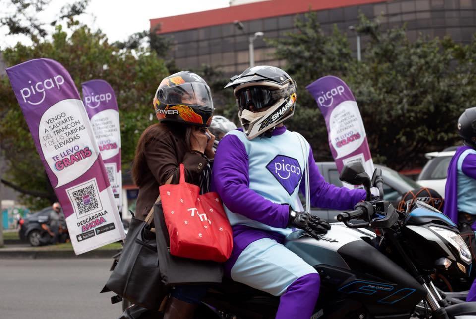 Ministerio de Transporte demanda a la app Picap