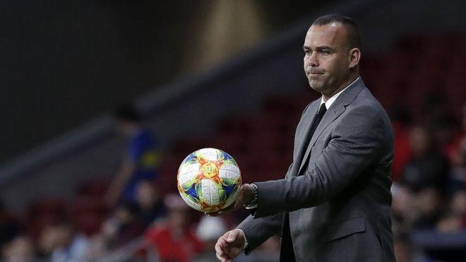 Rafael Dudamel es ratificado como Director Técnico de la Selección de Fútbol de Venezuela