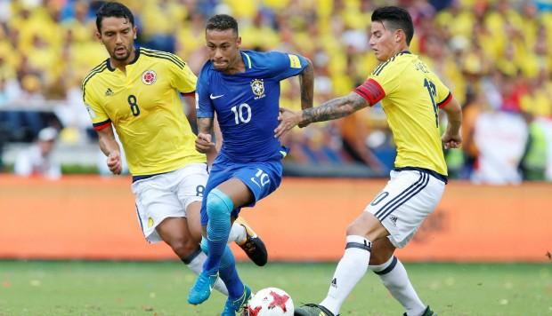 Selección Colombia jugará partido amistoso contra Brasil