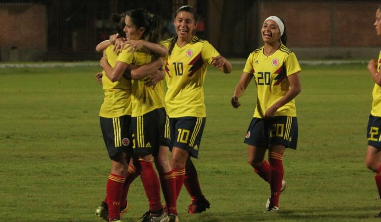 Colombia quiere ser anfitrión en el Mundial femenino 2023