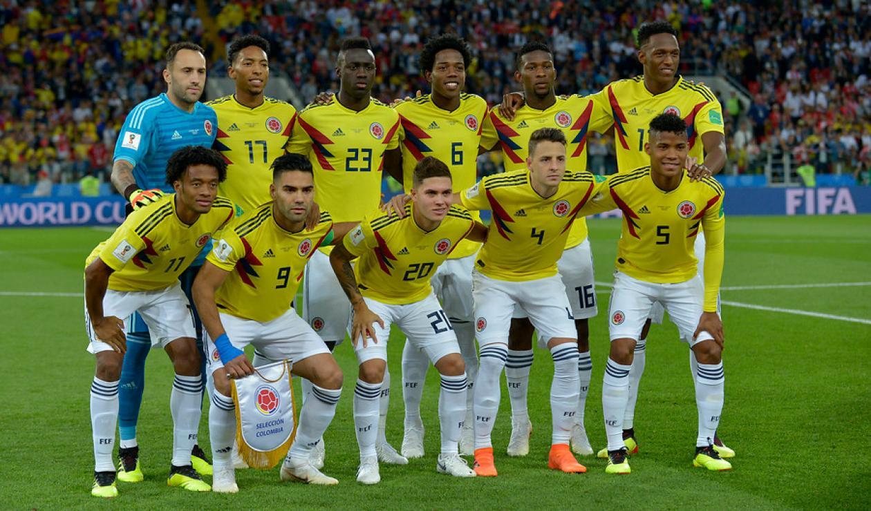 Jugadores de la Selección Colombia muestran su apoyo a la selección femenina a raíz de presuntos casos de acoso