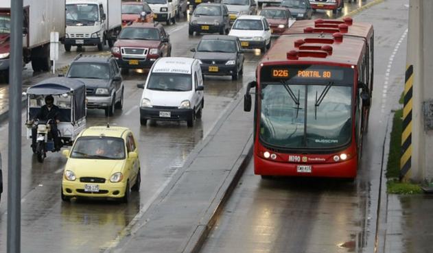 Límite de velocidad en otras dos Avenidas de Bogotá