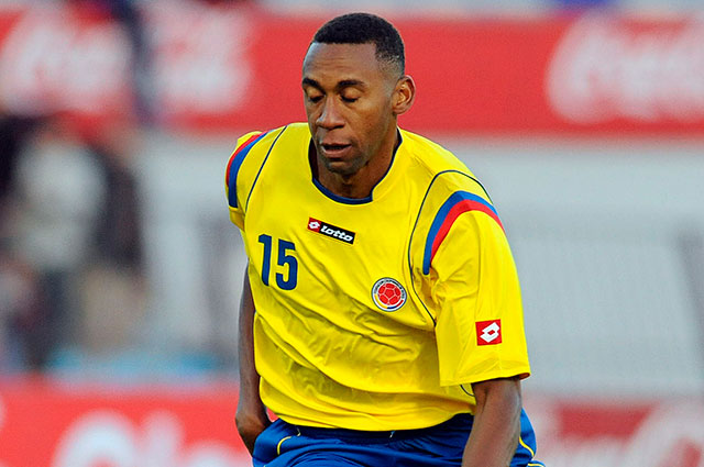 Capturado exjugador de la selección Colombia Jhon Viáfara