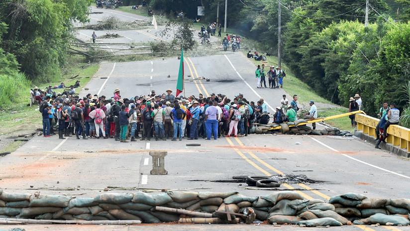 Una víctima más del conflicto por protestas en el Cauca
