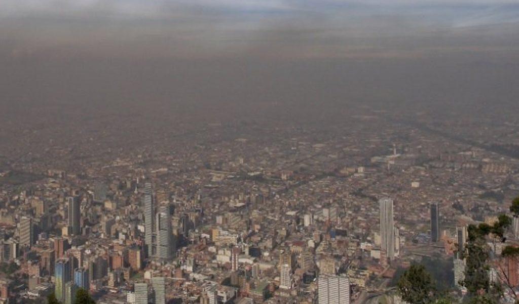 Bogotá entre las ciudades con peor aire del mundo