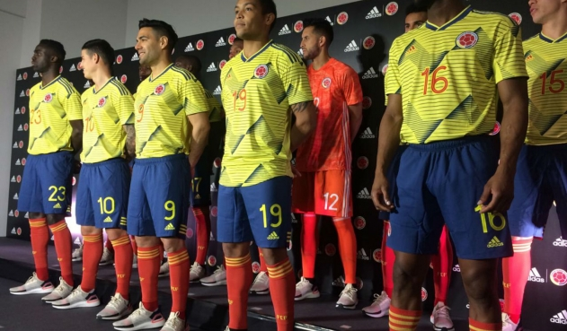 Conozca la nueva indumentaria de la Selección Colombia y el costo de cada una de sus prendas