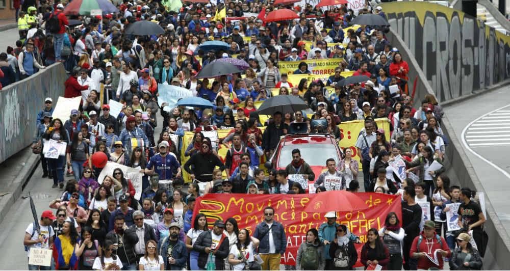 Bogotá se prepara para concentraciones de maestros: ¿Qué  exigen?