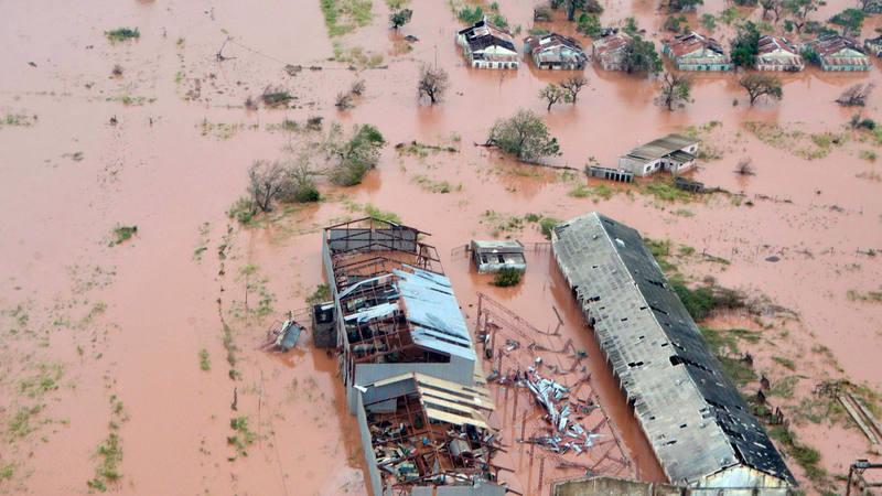 Después que el ciclón Idai azotó el sur de África, se vive la tragedia del cambio climático