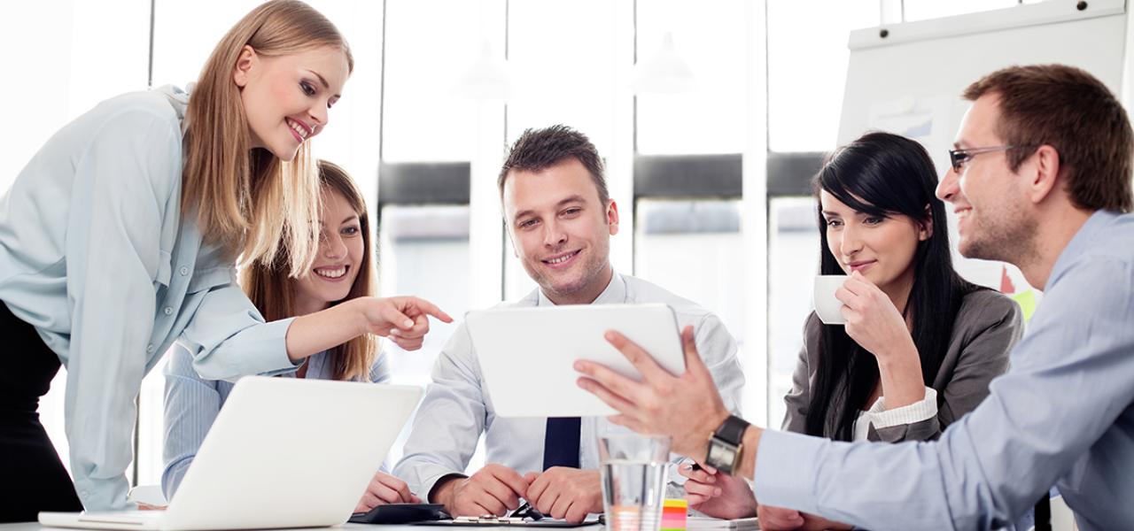 Empresas con ambientes laborales que son todo un estilo de vida.