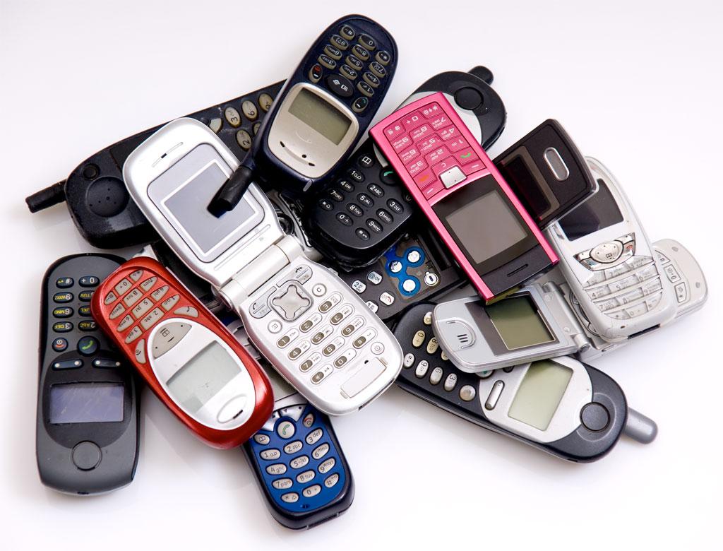 Los famosos celulares 'flecha' o celulares 2G serán desconectados