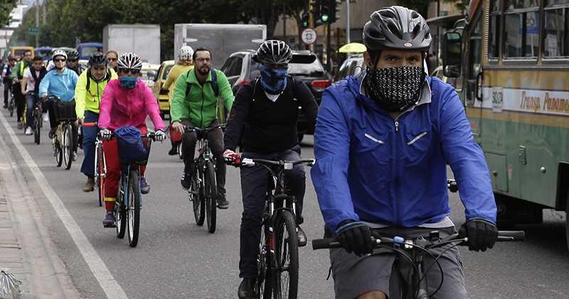 Bogotá, ¿capital mortal de la bicicleta?